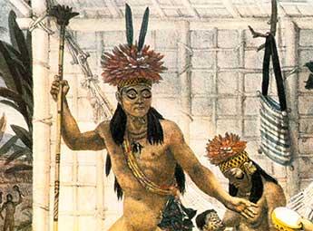 1504 – Notícia sobre os índios