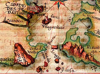 1565 – Fundação da cidade