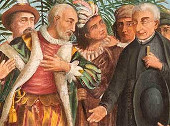 1589 – Conquistas dos jesuítas