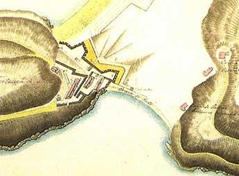 1618 – Fortaleza de São João