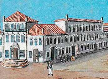 1619 – Carmelitas e Nossa Sra. do Ó