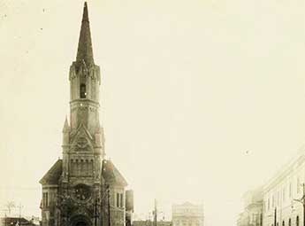 1627 – Capela em São Cristóvão