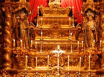 1633 – Igreja e Mosteiro de São Bento
