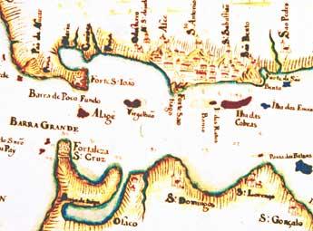 1646 – Fortaleza da Ilha da Laje