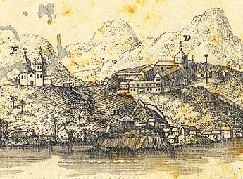 1695 – A cidade no final do século XVII