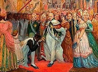 1808 – Chegada de Dom João