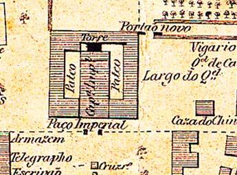 1707 – Fazenda de Santa Cruz