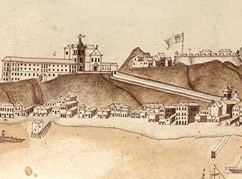 1775 – Paisagem da cidade