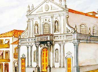 1780 – Santa Cruz dos Militares