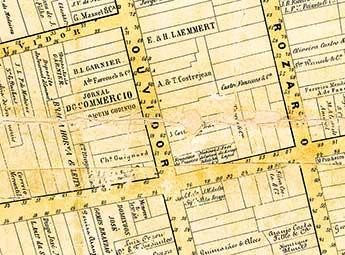 1824 – Franceses na Rua do Ouvidor