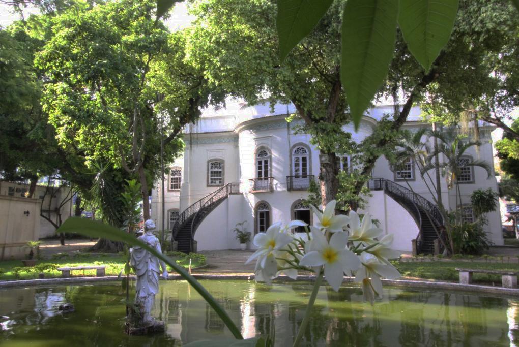 (1) Rio de Janeiro. Casa da Marquesa de Santos<br/> Secretaria de Cultura do Estado do Rio de Janeiro