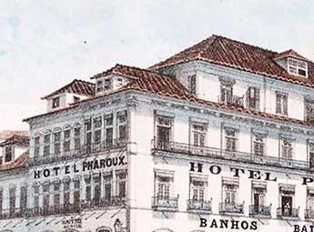 1836 – Hotel Pharoux